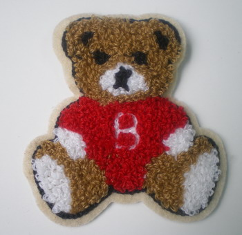 APPLIQUE BEAR FREE PATTERN TEDDY - APPLIQUE