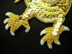 Sequin Applique Sequin Bead Applique Bead Applique