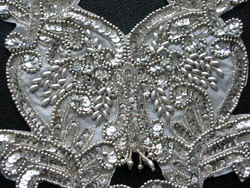 sequin applique biduce