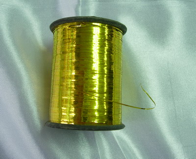 TS01 Gold Thread Trim Spool String for Sewing/Craft 2500M [TS01 ...