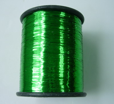 TS07 Green Trim Thread Spool String for Sewing/Craft 2500M - Click Image to Close