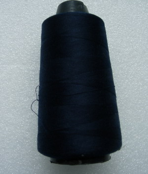 TS13 Deep Blue Polyester Thread Threads 3000yds