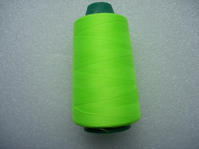 TS15 Neon Lime Polyester Thread Threads 3000yds