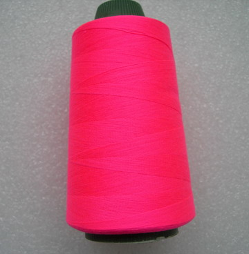 TS20 Neon Pink Polyester Thread Threads 3000yds