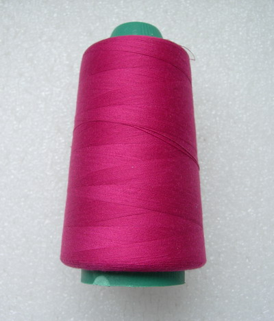 TS26 Maroon Red Polyester Thread Threads 3000yds