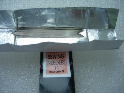 VL06 Sewing Needle Beading Needle #11